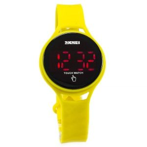 Часы Skmei 1230 Yellow BOX