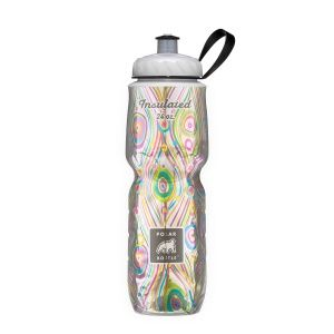 Бутылка Polar Bottle Graph Royal Peacock 24oz
