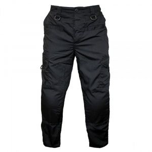 Брюки TMC Cargo10 Tactical Pants with inside Pads Black
