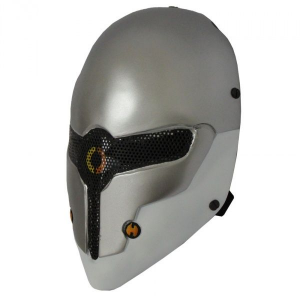 Маска FMA Wire Mesh Gray Fox Mask