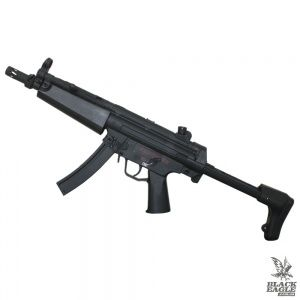 Пистолет-пулемет CYMA MP5 Navy Black