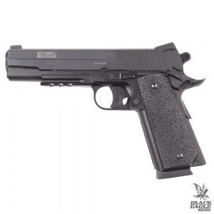 Пистолет SWISS ARMS 1911 BK 4,5 CO2