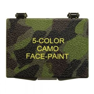 Грим Rothco 5 Color Face Paint Compact