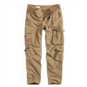 Брюки Surplus Airborne Slimmy Trousers Beige Gewas