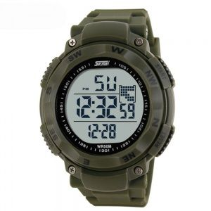 Часы Skmei 1024 Army Green