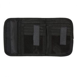 Портмоне Rothco Deluxe Tri-Fold ID Wallet Black