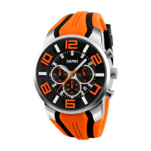 Часы Skmei 9128 Orange BOX