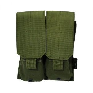 Подсумок Flyye Molle Double M4/M16 Mag Pouch Olive