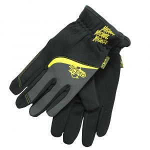 Перчатки Mechanix Wear Speedfit BLACK