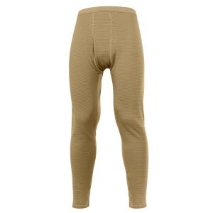 Термобелье штаны Rothco Gen III Level II Underwear Bottoms Sand