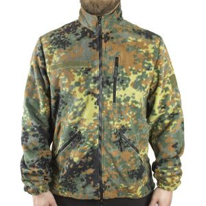 Кофта флисовая ML-Tactic Flecktarn
