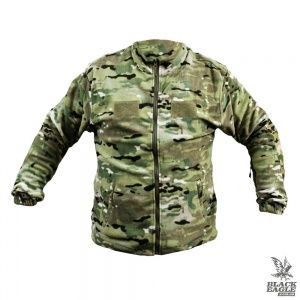 Кофта флисовая Emerson Warm Fleece Jacket Multicam