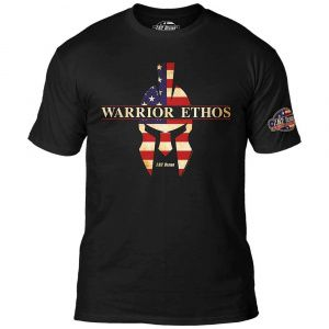 Футболка 7.62 American Warrior Ethos BLACK