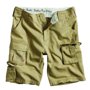 Шорты Surplus Trooper Shorts Beige