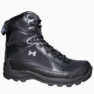Ботинки Under Armour Tactical Black