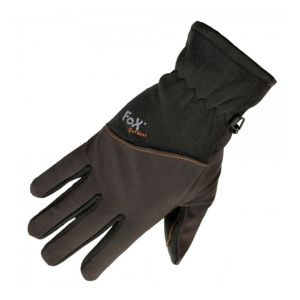 Перчатки Fox Outdoor Soft Shell Black
