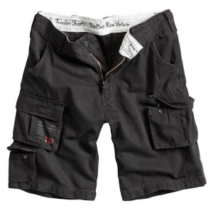 Шорты Surplus Trooper Shorts BLACK GEWAS