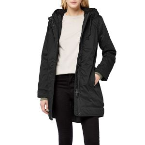Куртка Brandit Ladies Luca Girls Parka BLACK