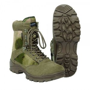 Ботинки MIL-TEC Tactical Boots AT FG