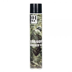 Green gas 750 ml 101 Inc. Airsoft Division