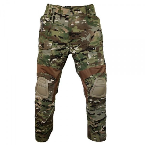 Брюки TMC CP Gen2 style Tactical Pants with Pad set Multicam