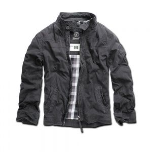Куртка Brandit Yellowstone Jacket BLACK