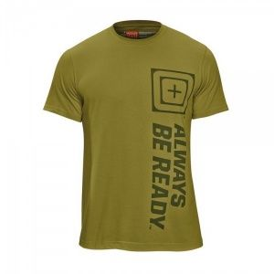 Футболка 5.11 Tactical recon abr t-shirt Underbrush