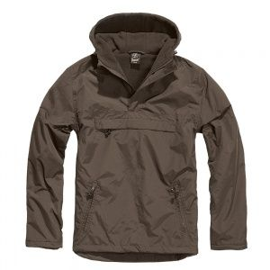 Куртка ветровка Brandit Windbreaker BROWN