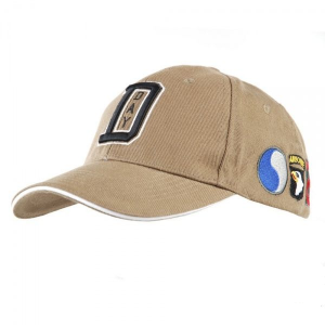 Кепка Baseball Cap WWII D-Day Tan