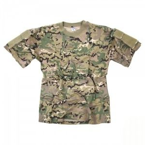 Футболка T-Shirt Tactical Pocket MC