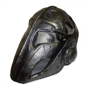 Маска FMA Wire Mesh Templar Mask Gold