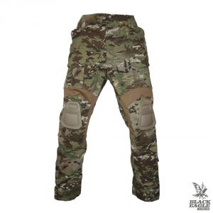 Брюки Gen2 style Tactical Pants with Pad set Multicam