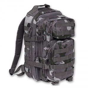 Рюкзак Brandit US Cooper Rucksack medium DARKCAMO