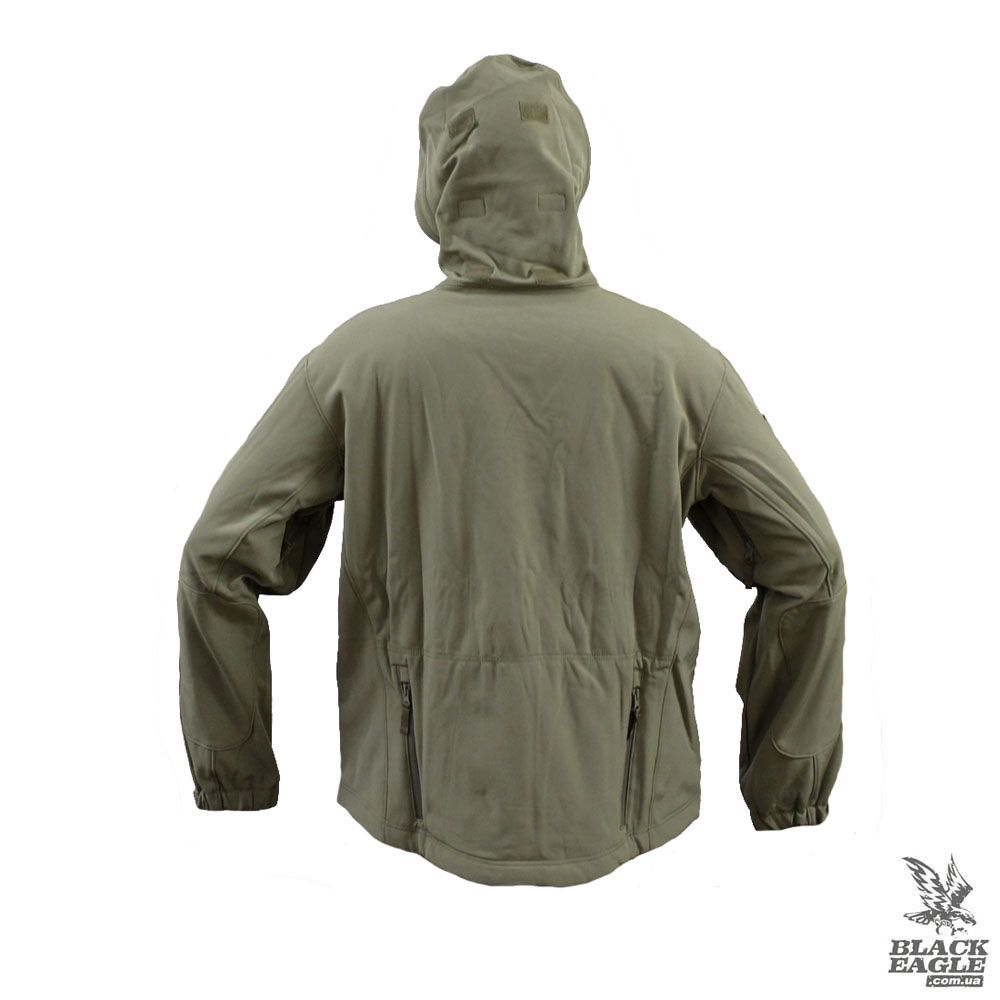 Куртка Emerson Stealth Reloaded soft shell Tan