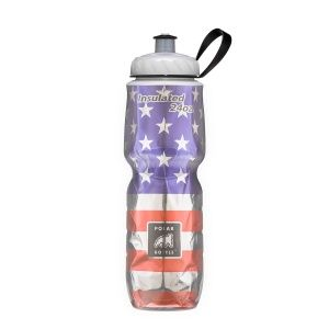 Бутылка Polar Bottle Graph Stars and Stripes 24oz